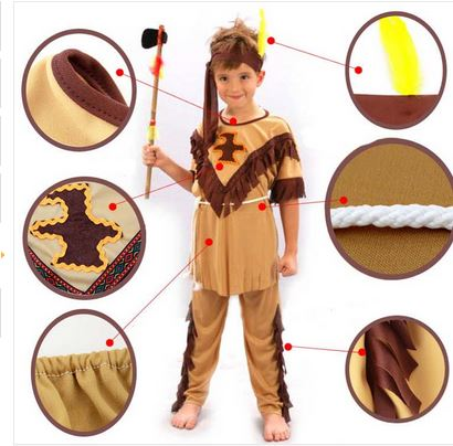 Karnevalový kostým indián   indiánka d37dea36fa