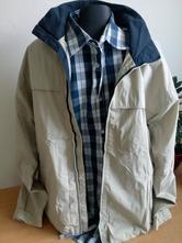 Pánska bunda na jarné obdobie xl b2abc1272cb