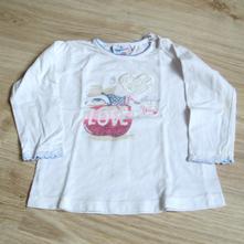 Dojčenské tričko v. 92, topomini,92