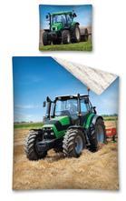Skladom posteľné obliečky traktor,