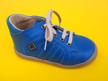 Detské kožené topánky rak - reno 5b53848d83