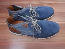 Topánky - jedenkrát obuté, baťa,44