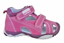 54ba5a7f0818 Detské sandálky   Sýto ružová - Strana 2 - Detský bazár