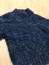 Pleteny sveter, zara,80