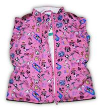 Detské zateplené vesty   Disney - Detský bazár  2d30c135918
