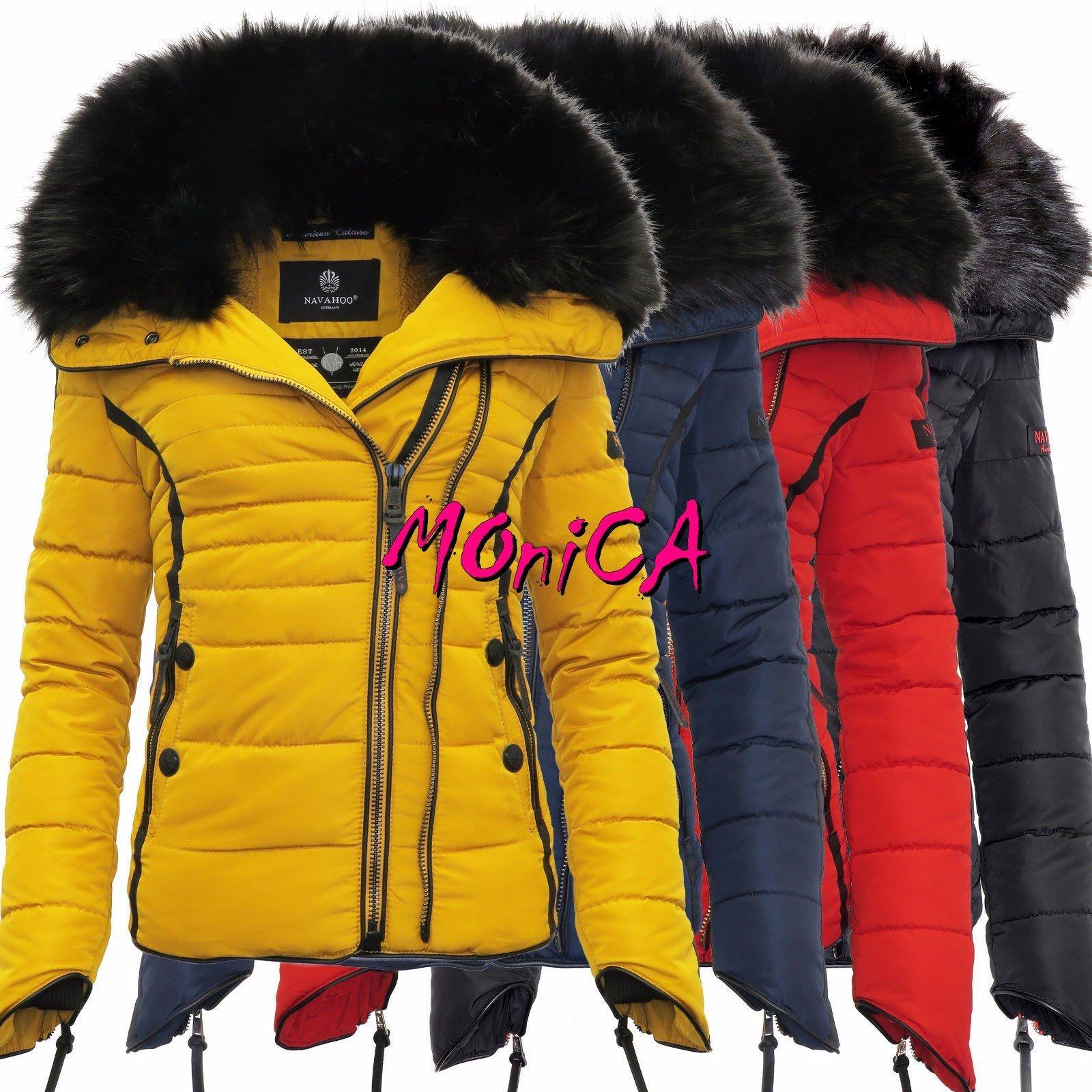 bc595b27d104 Luxusná dámska zimná bunda -yuki