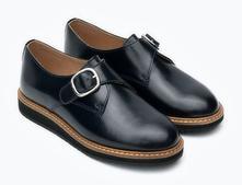 Dievčenské kožené topánky, zara,28