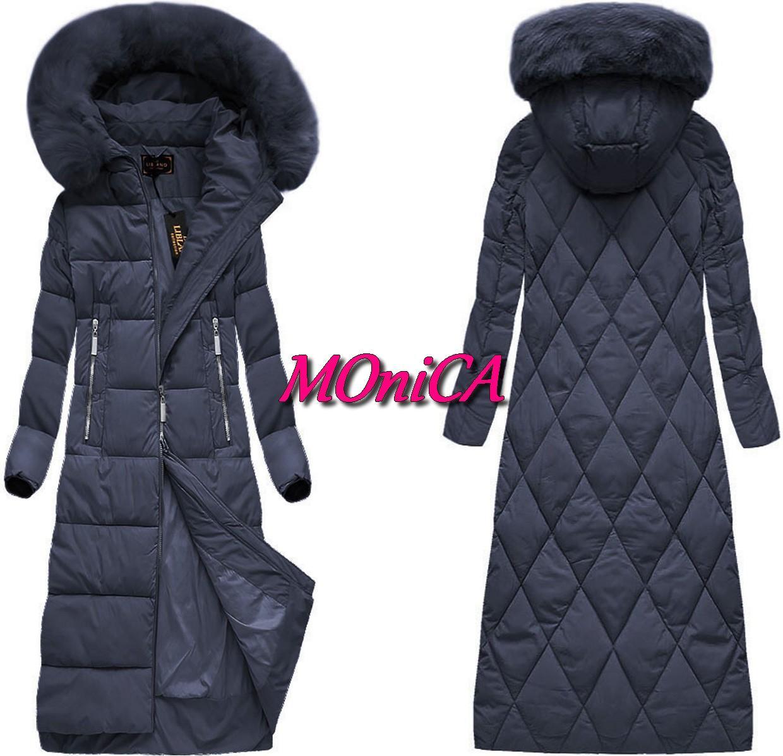 6e2719177 Dlhá zimná bunda s kožušinou, l / m / s / xl / xxl - 65,90 € od ...