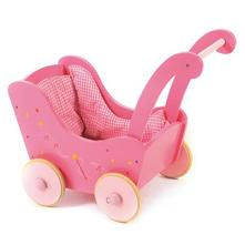 Bayer chic drevený kočík pre bábiky ,