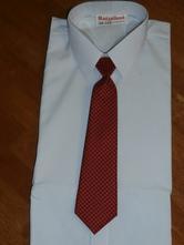 Detská kravata vzorovaná     ,