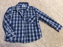 Károvaná košeľa, primigi,86