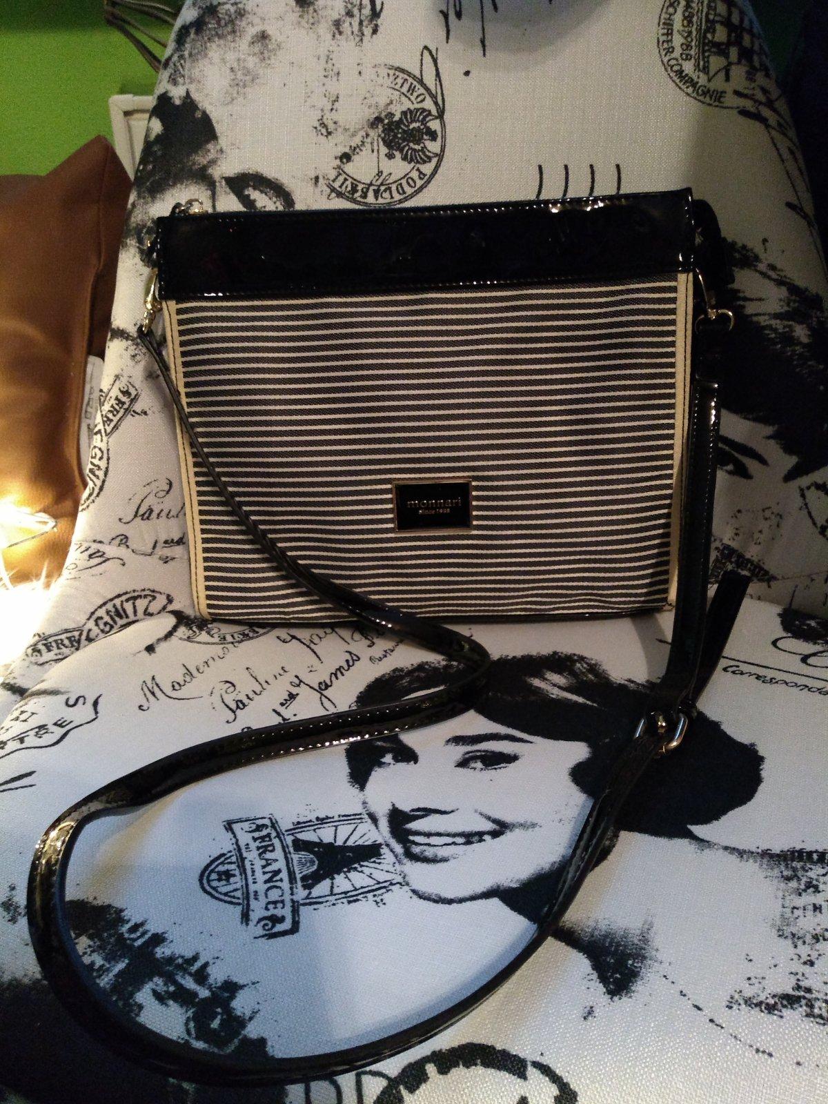 a58a9288ec Dámska krásna štýlová kabelka monnari výpredaj