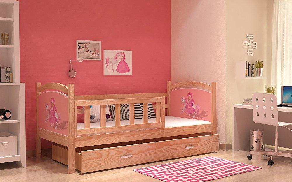 096b180ff290d Detské postele olaf 180x80 princezná na koníku č.9, 80,180 - 199 € od  predávajúcej detskapostel | Detský bazár | ModryKonik.sk