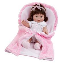 Luxusná detská bábika-bábätko magdalena 35cm,