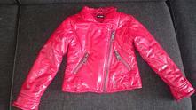 Štýlová dievčenská bunda, 98