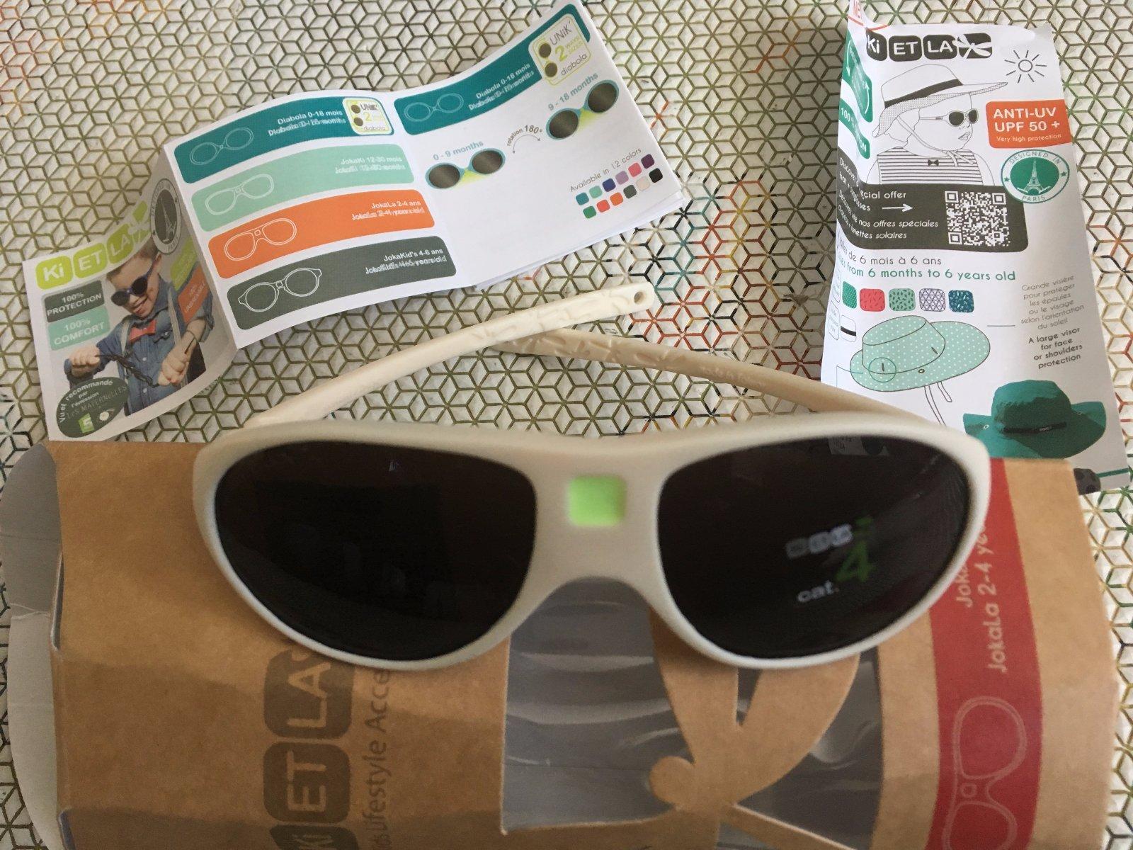 26d028394 Nové detské slnečné okuliare kietla 2-4 roky, - 25 € od predávajúcej  miselinka37 | Detský bazár | ModryKonik.sk
