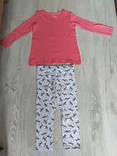 Pyžamko zebra 98/104, lupilu,98