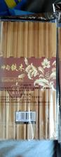 Činske paličky z bambusu - kvalitne, umyvatelne,