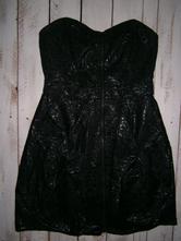 Čierne párty šaty, next,s