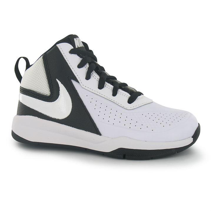 Nike tím hustle d7 detské hi top tenisky 34a4dd35d10