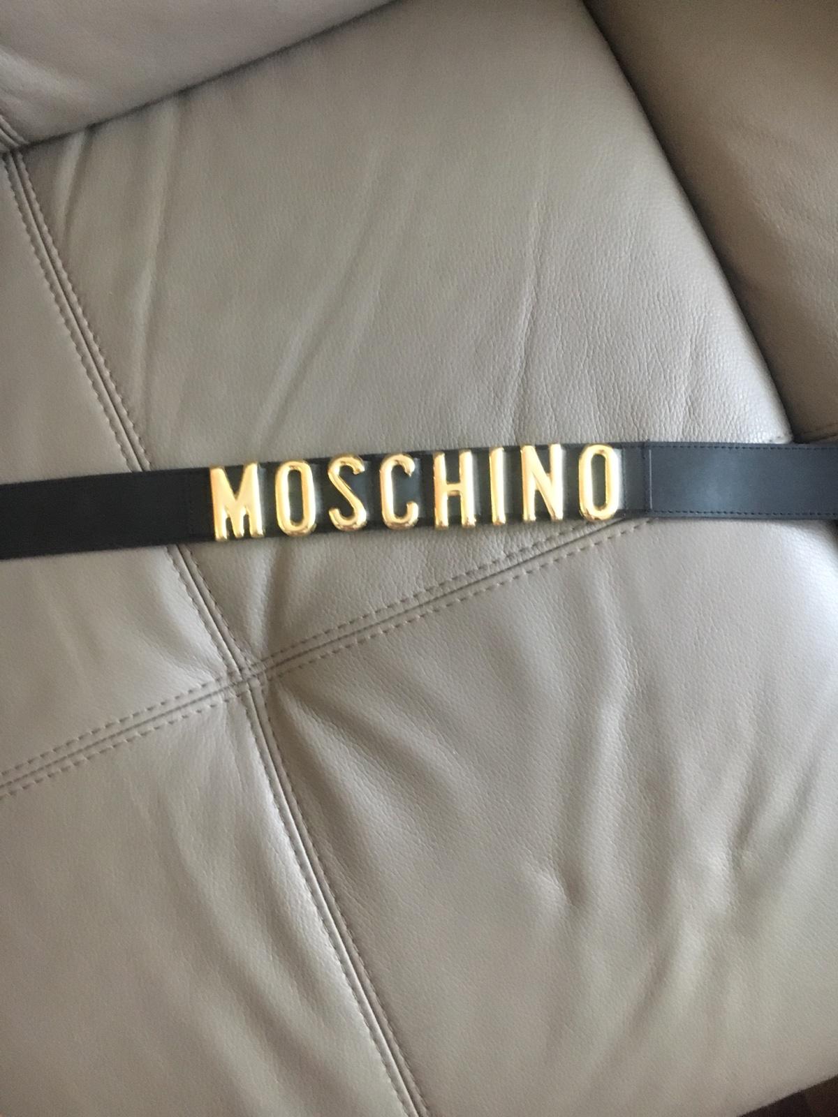 2046a6e97 Moschino opasok, - 15 € od predávajúcej liviki | Detský bazár ...