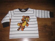 Kvalitné tričko, h&m,80