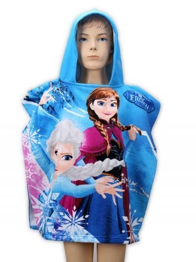 Pončo Frozen - 9,50 e