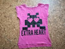 Dievčenské tričko veľ.134/140, c&a,134