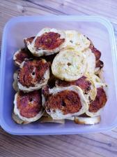 Domace bake rolls pizza & cesnak