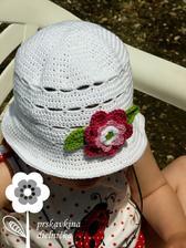 Letný klobúčik