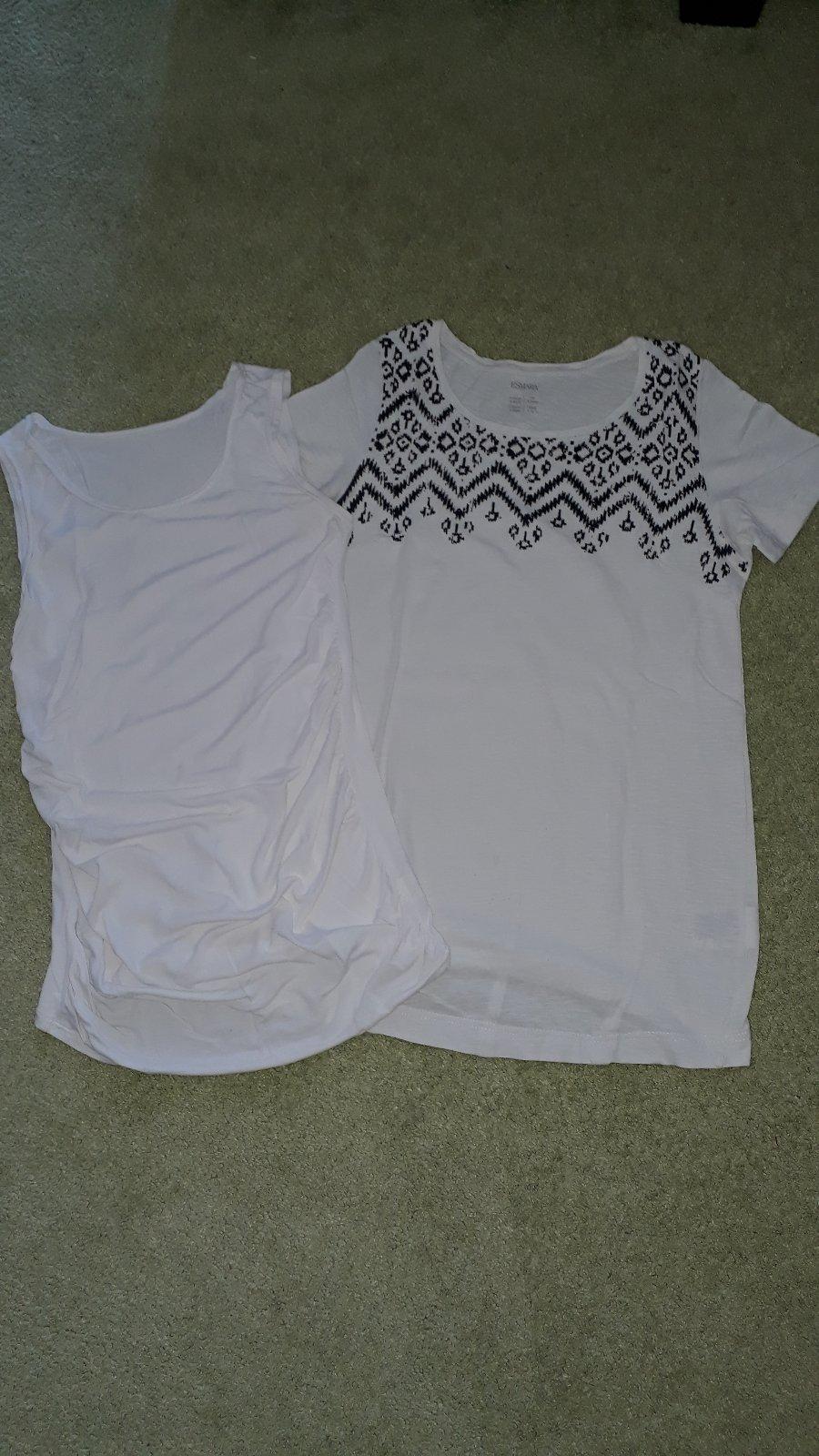 eea4dbe7a611 Tehotenské tričko 2ks