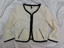 Pekne trendy elegantne sako, h&m,36