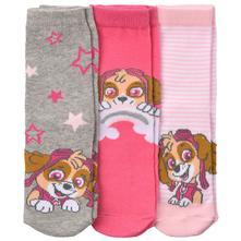 Tlapková patrola ponožky, 3 páry, topolino,23 - 34