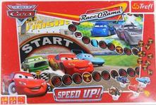 Spoločenská hra speed up cars,