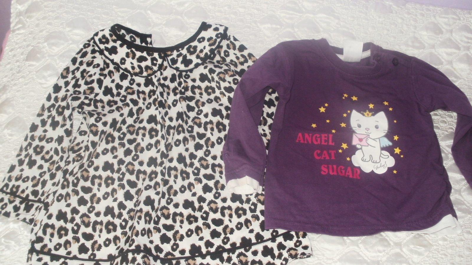 6b231b22259c jesenný balík oblečenia pre dievčatko veľkosť 86