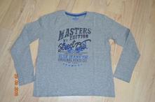 Sivé tričko veľk. 146 - 152, pepperts,146