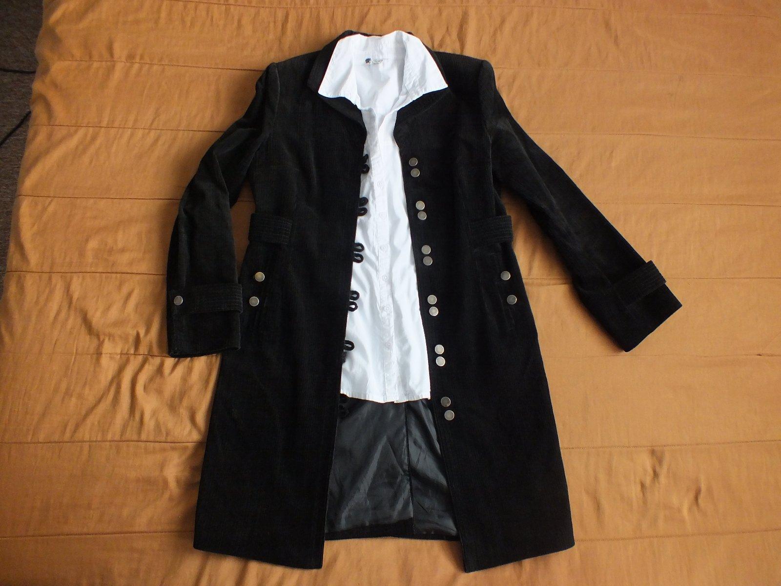 Dámsky džínsový kabát b555134e493
