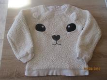 Pekny teplučky pulovrik , h&m,122