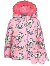 Zimna bunda peppa pig, george,80 - 110