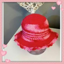 Hackovany klobucik, 56 - 158