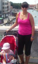 Na moste v Benátkach