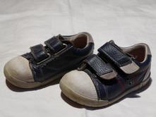 Kožené topánky, ricosta,23