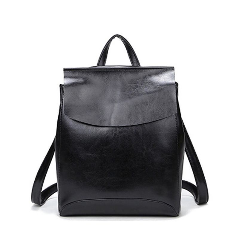 61f130ce23 Dámsky ruksak model č.17 čierny- skladom