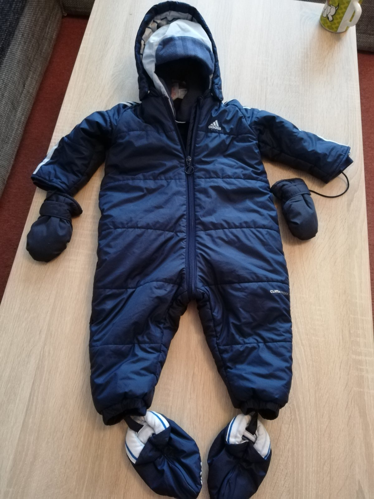 Zimný overal adidas 5de9f94d1bf