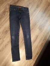 Denim skinny rifle, denim,38