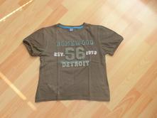 Chlapčenské tričko s krátkym rukávom, dopodopo,122