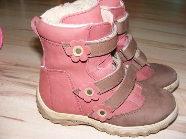 fc64ab33b Ortopedické zimné topánky, 32 - 10 € od predávajúcej janabuj   Detský bazár    ModryKonik.sk