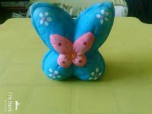 Modrý motýľ,