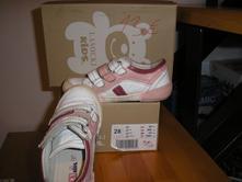 Dievčenské topánočky, lasocki,28