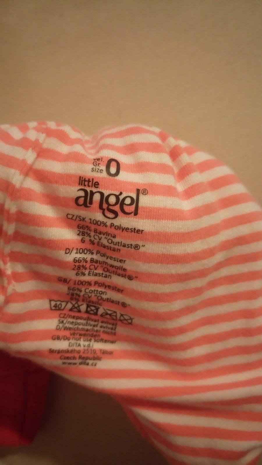 b13f1cfbb 55 inzerátov • 29 hodnotení. Čiapky outlast little angel ...